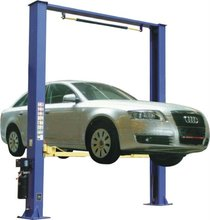 Hydraulic garage car lift two post auto service equipment