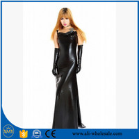 sexy photos latex rubber body human body costume catsuit/zentai suits fetish for sexy tight adult patent leather