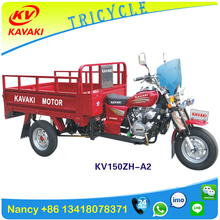 China kavaki motorcycle factory 150CC three wheel mtorcycle tricycle