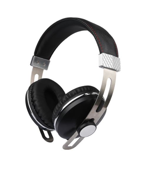 Ienjoy high quality comfortable fit big earmuff headphones stereo overhead headphones for music