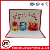 wholesale hot sale custom handwork paper greeting card for wedding decoration& gifts
