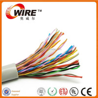 Underground 24AWG Communication Telephone Cables