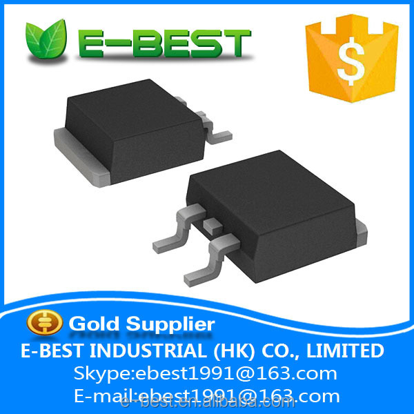 electrical MOSFET IRFZ44ES