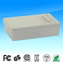 80w 12v 6.7A led driver fcc PSU constant voltage waterproof IP65 led power supply