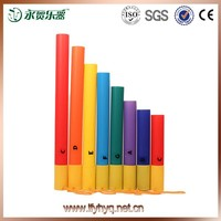 Wholesale toy musical instruments plastic sound tube hot sale musical tube