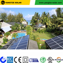10 years warranty 25kw off grid solar pv system