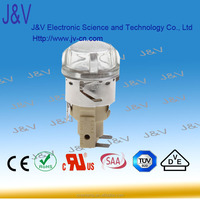 Best desin for J&V halogen lamp bulb with low power consumption,oven safety gas valves