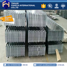 Tianjin Fangya ! galvanized steel sheet corrugate with low price