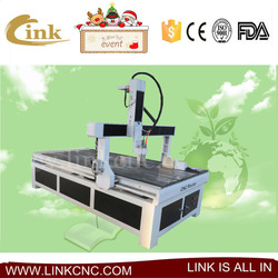 most popular 4x8 ft cnc router/cnc router kit/1224 cnc machine with heighted Z axis