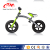 10 In Ce quality kids running bicycle for balance/wholesale balance sale bike/Aluminum mini bicycle balance kid