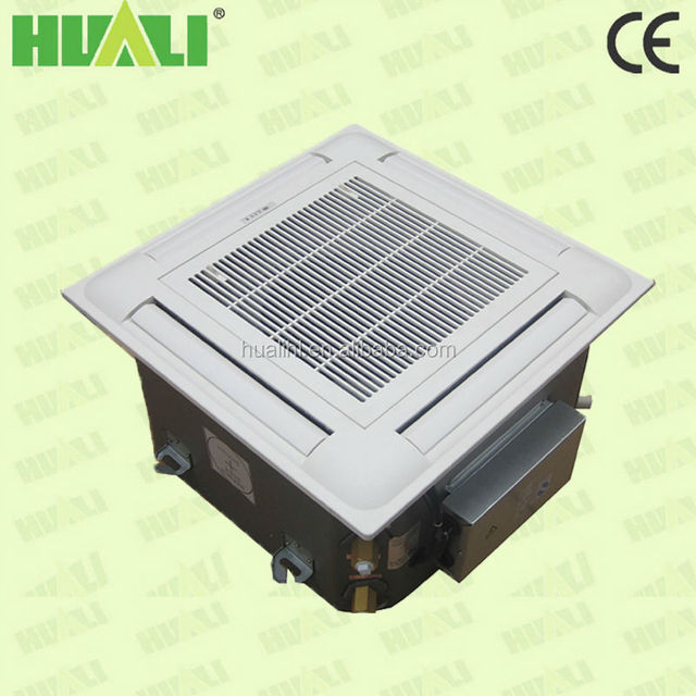 air conditioning cassette fan coil,chilled water fan coil for central air conditioning system