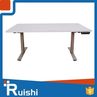 Ergonomic electric lifting office writing table or desk