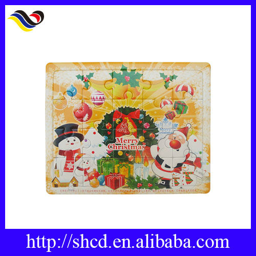 toy puzzle printing promotion puzzle education puzzle