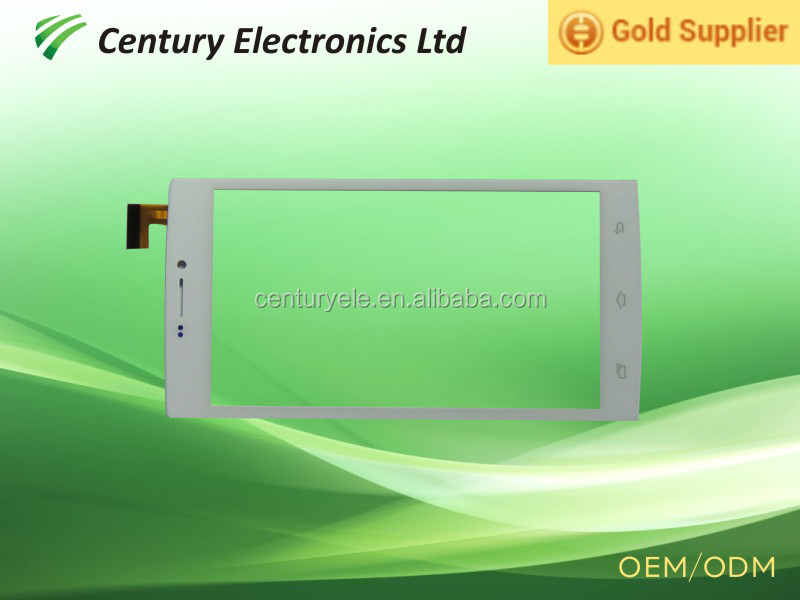 5 inch tablet replacement touch screen YDT-1368A-V1.0 (W)
