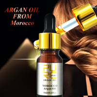 Organic moroccan argan oil can give hair color extensions keep bright