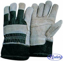 cow leather ladies fashion gloves 2012 winter
