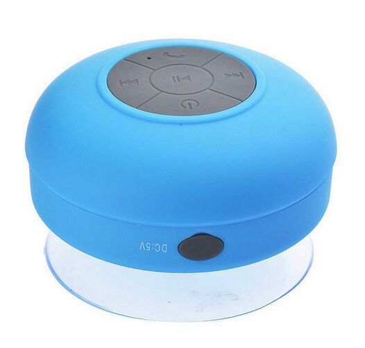 Multifunctional stereo speaker Hands-free bathroom Speaker