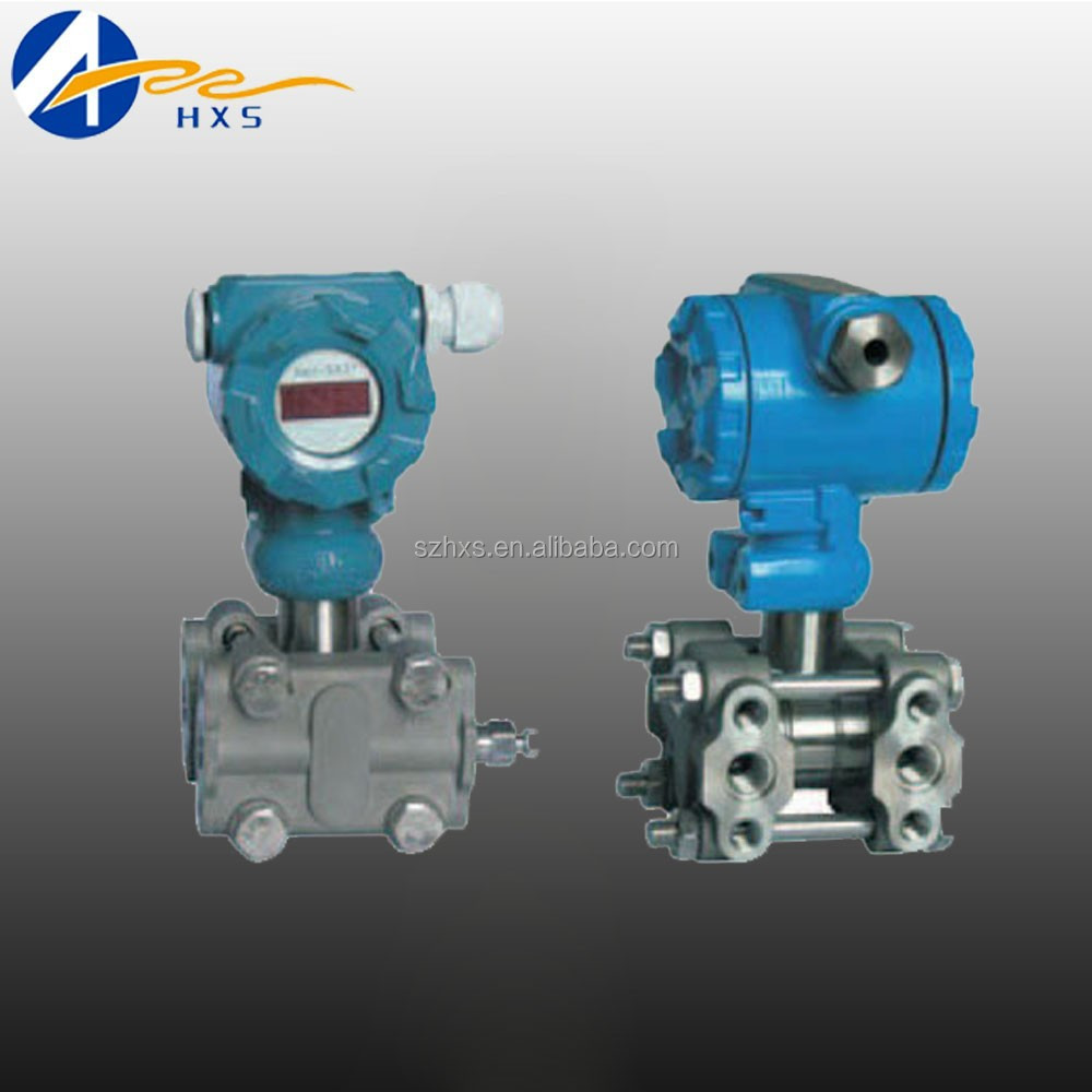 12~45VDC high system pressure silicon differential pressure transmitter supplier