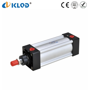 High Quality SI Series Pneumatic Double-acting Cylinder