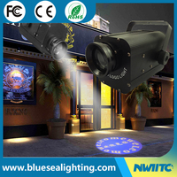 Customized 30w rotating gobo projection led gobo logo projector