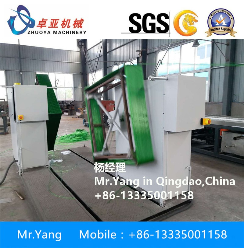 artificial pine needle machine christmas tree extruder machine