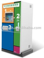 BR2360 ATVM Automatic Ticket Vending Machine