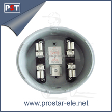 100A Round Electric Meter Socket