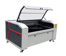 AOL hot model red color laser sticker cutting printing machine