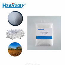Silway SAP cas no.25608-12-2 cross linked polymers water absorbing materials for releasing absorbed water and nutrients