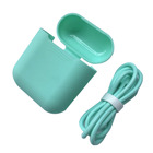 Silicone Cover Skin Sleeve For Airpod Charging Case
