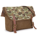 2015 New arrival printed flap canvas men messenger bag men shoulder messenger bag
