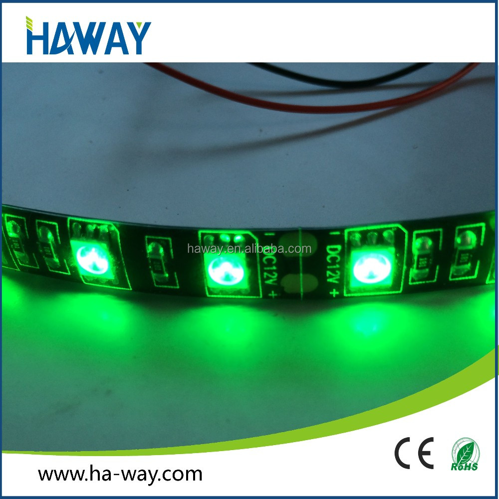 rechargable 12v flexible led strip lights with power battery