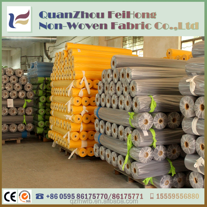 Factory Direct Sale Make to Order Supply Type Polypropylene Biodegradable Nonwoven Fabric