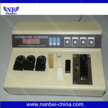 400-700nm wavelength range color meter/ colorimeter with CE confirmed