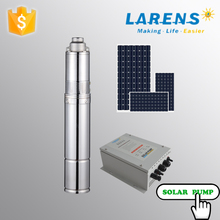 High quality machine grade dc submersible solar water pump
