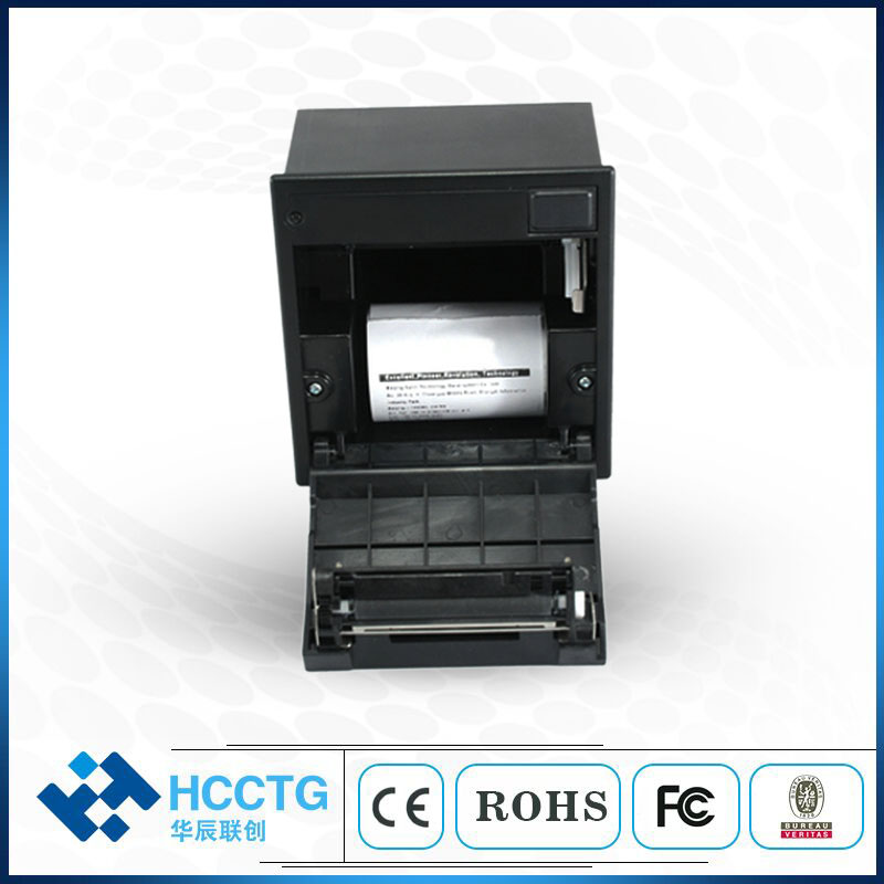 100mm/s 58mm RS232 / USB Traveling Thermal Printer for Bus Ticketing Machine HCC-E3