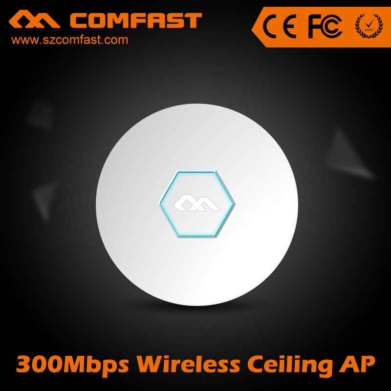 2016 Alibaba China Chip AR9341 COMFAST CF-E325N 300mbps Wireless Ceiling AP