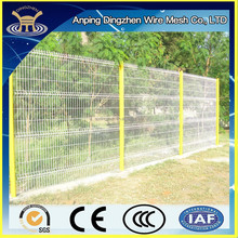 Plastic Garden Fence Panel/ Welded mesh panel, Chain link mesh plastic Coated China Supplier