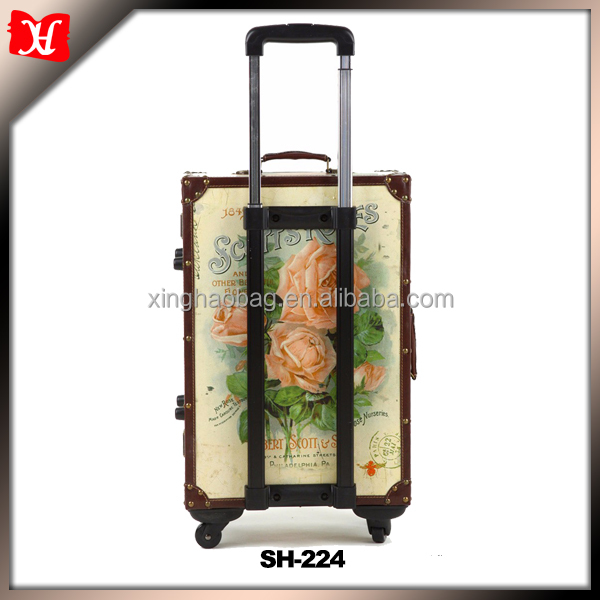 Travel Trolley Luggage Cheap Suitcase Carry