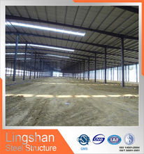 Top Quality steel frame structure warehouse