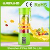 Portable Juicer Bottles 380ml Electric Mini