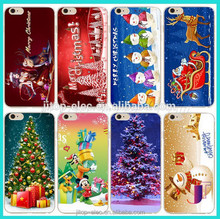 2015 Christmas Cell Phone Case For Mobile Phone Accessory/Wholesale Cell Phone Case for iPhone4/5/6/6s/6plus