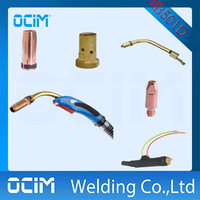 china adjustable tig welding torch with CE certificate