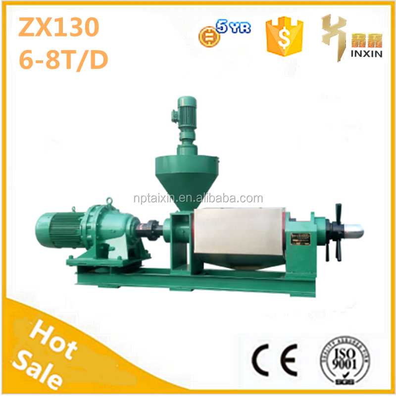 Prefessional Automatic Cold Press Jatropha Seed Oil Expeller Machine