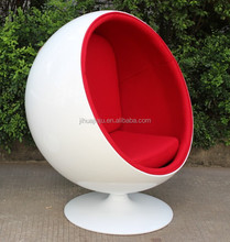 classic fiberglass hanging egg chair/hanging chairs