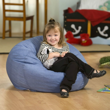 Gamer beanbags, outdoor and indoor bean bag chair WITHOUT FILLING
