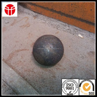 80mm hot rolling forged steel ball for ball mill