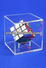 Acrylic Rubic Cube Display