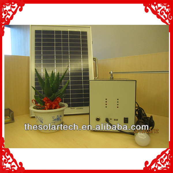 Pakistan Lahore for house using DC small 30W solar energy