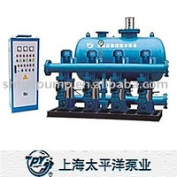 WZG NON-NEGATIVE-PRESSURE BOOSTING WATER SUPPLY EQUIPMENT